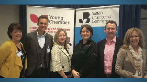 Young Chambers - Suffolk Chamber of Commerce